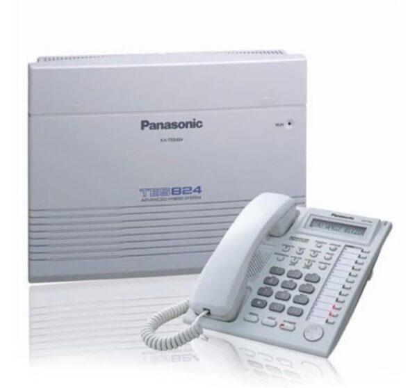 Central Telefonica Panasonic Kx-tes 824 5 Lineas 16 Internos